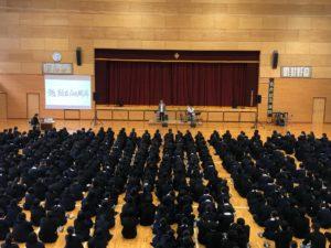 竹田高校 祝 創立120周年ライブ